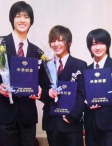 山田涼介 Hey! Say! JUMP かっこいい かわいい 堀越高校 同級生