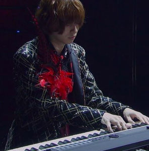 伊野尾慧 Hey! Say! JUMP かわいい ピアノ 手 綺麗