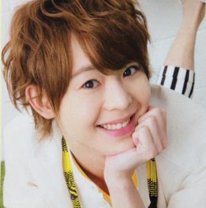 有岡大貴 大ちゃん Hey! Say! JUMP かわいい かっこいい 笑顔